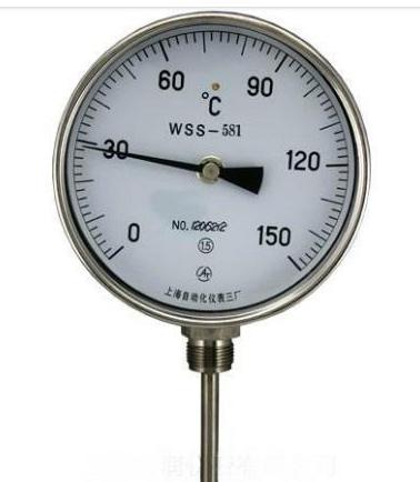 双金属温度计型号命名方式