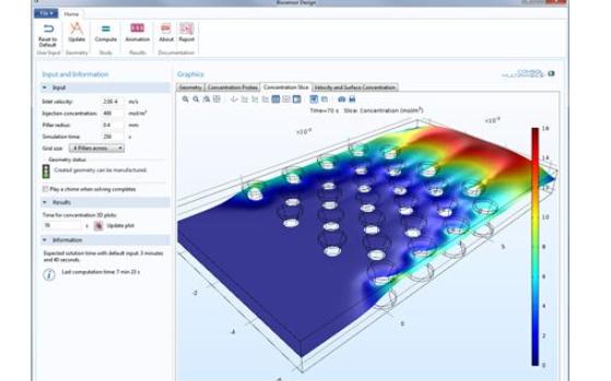 COMSOL Multiphysics多物理场仿真软件的几何建模用户指南