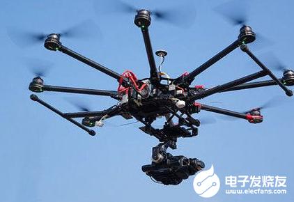 国产无人机不断武装 未来应用前景十分的广泛