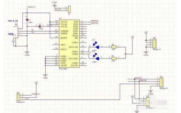FT232芯片类USB转串口万能驱动应用程序