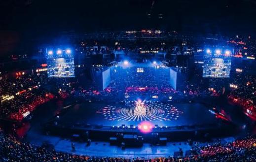 中国移动联合咪咕公司打造出了全球首场5G+全场景沉浸式音乐体验