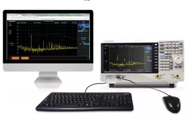 鼎阳科技发布7.5 GHz矢量网络&频谱...