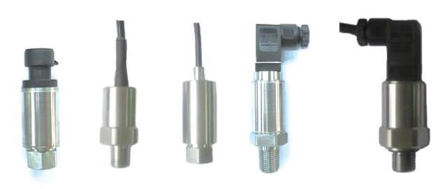 压力传感器、压力换能器和压力变送器的区别