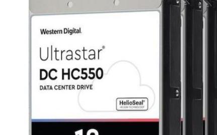 西部數據公司利用新技術來開發超大容量的硬盤