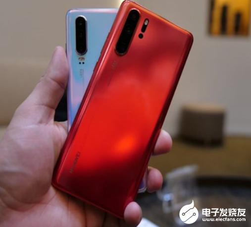 華為2019年手機出貨量預計達2.3億部 將超過蘋果iPhone全球排名