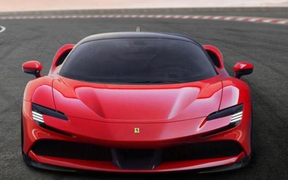 法拉利CEO表态不考虑纯电动跑车,电池技术还不到位