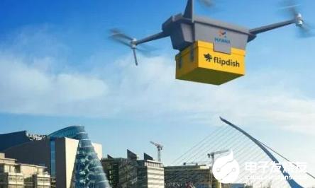 Manna计划从2020年初开始在美国推出完全自动化的无人机交付平台