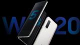 三星W20 5G智能手机在中国上市;起价19999元