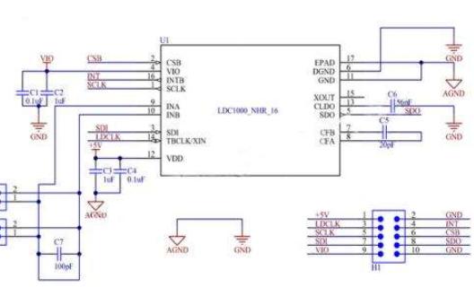 LDC1000電感數字轉換器的資料合集免費下載