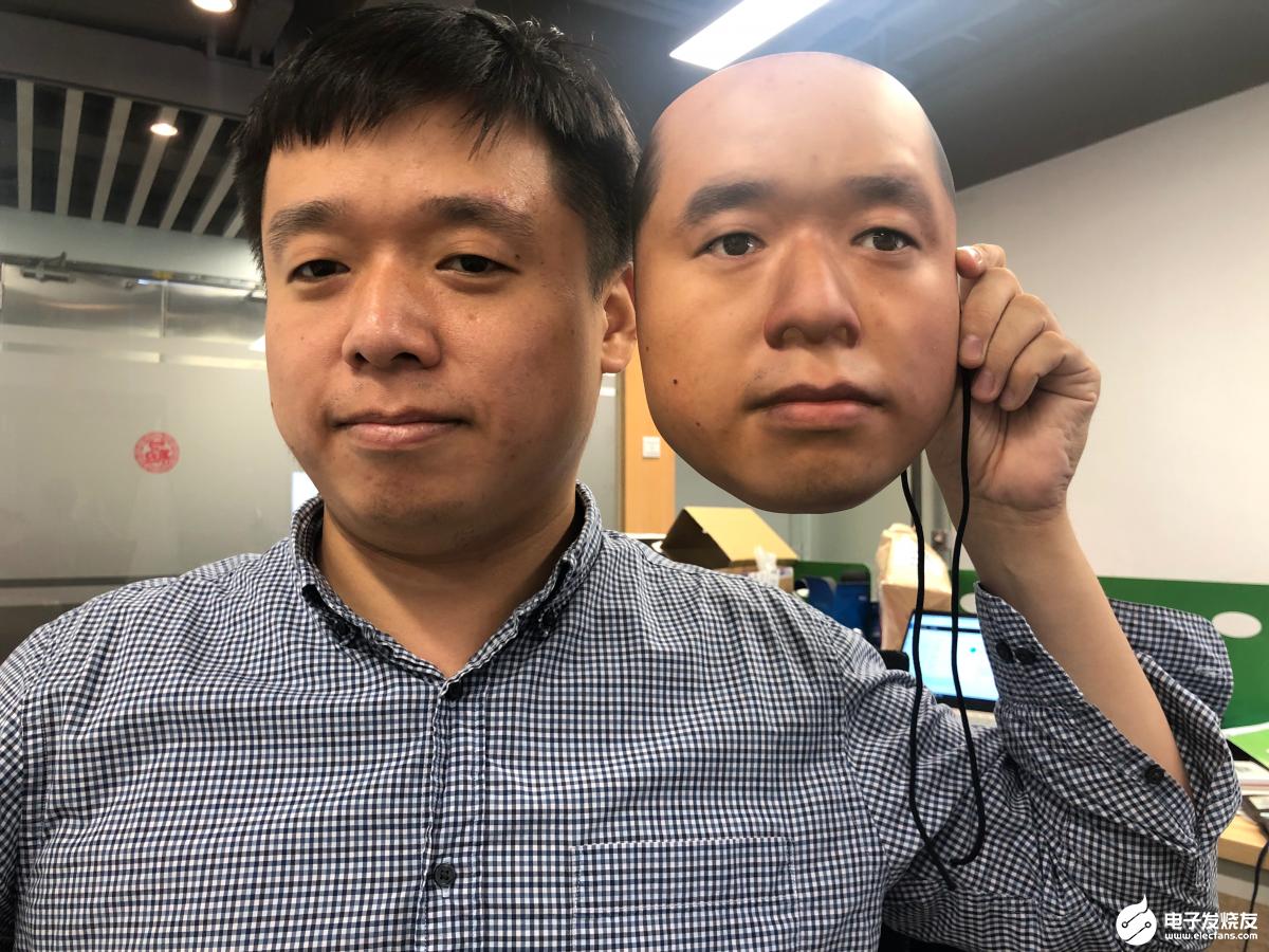 AI公司宣称3D面具可以欺骗微信支付宝的人脸识别...