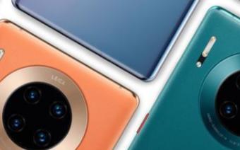 華為Mate30 Pro 5G 128GB上市,5G技術影像技術顯眼