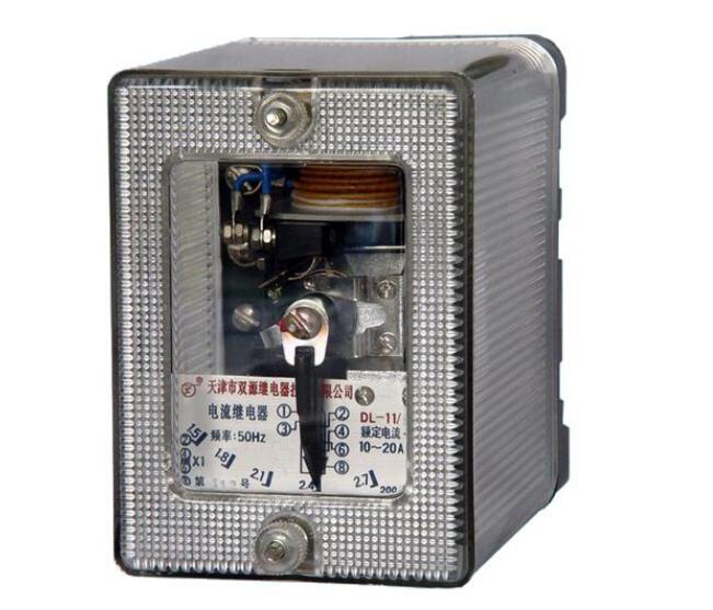 电流继电器的主要技术参数及分类介绍