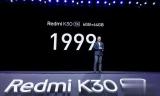 Redmi K30 5G的1999元定价将对5G...