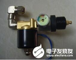 高壓電磁閥產品的泄漏原因及檢修要點