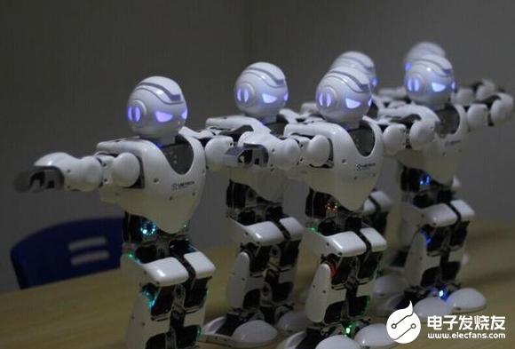 机器人产业前景大好 现在正是坚定不移埋头苦干的关...