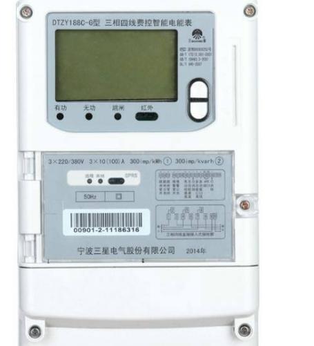 智能三相电流表的系统特点