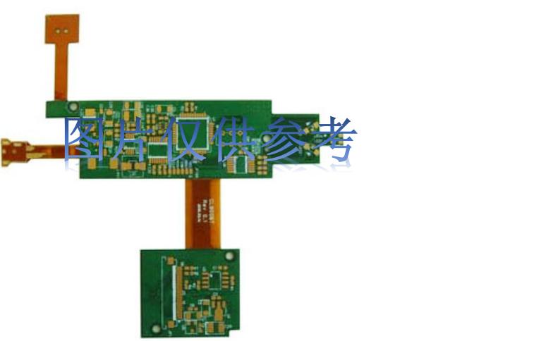FPC軟板與軟硬結合板參考圖