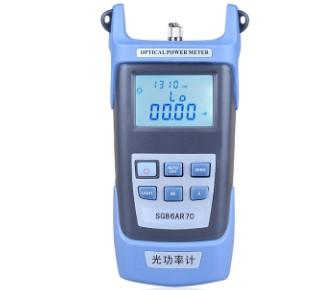光功率计的测试步骤及校准方法