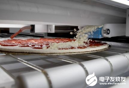 Picnic推出披萨机器人 每小时制作多达300...