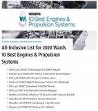 2020沃德十佳发动机&动力系统榜单发布 大众和丰田遗憾缺席