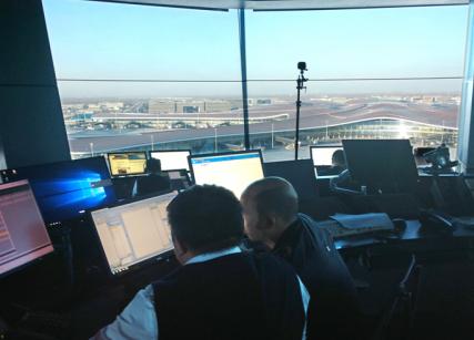大兴机场空管中心成功完成了ATS系统的安装部署