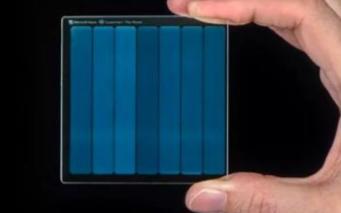 微软取得存储技术新突破,玻璃硬盘存储数据千年无损