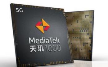 天玑1000集成5G基带,并且支持5G双卡双待功能