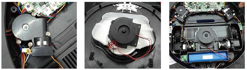 掃地機器人的電機如何選擇合適的