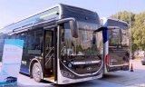 中国客车企业将使用丰田燃料电池部件