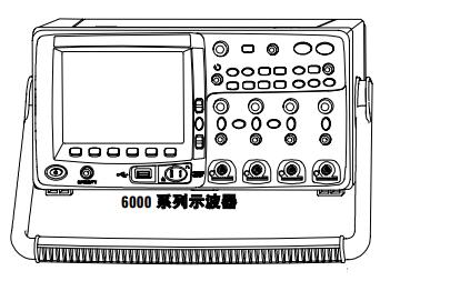 安捷倫6000系列通用示波器和混合信號示波器的操作指南免費下載