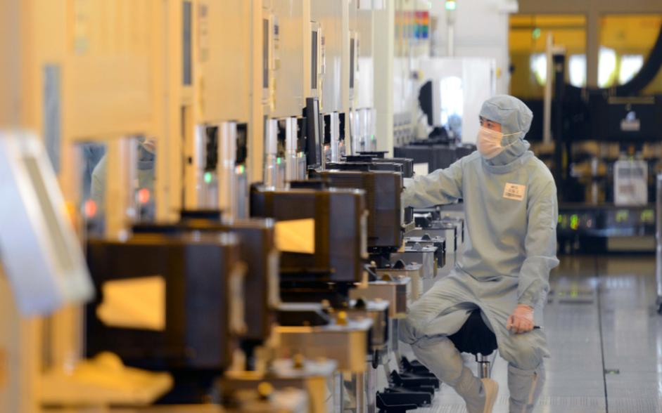 中芯国际拟对合资公司注资9900万元 用以提升生产线效率