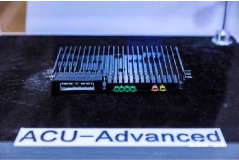 Xilinx为百度量产型自主泊车专用车载计算平台,ACU-Advanced提供强大动力