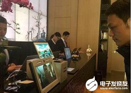 中美人脸识别应用PK 未来人脸识别的安全性将获得...