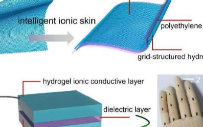 3D打印人造皮肤使得机器人拥有了真实的触感