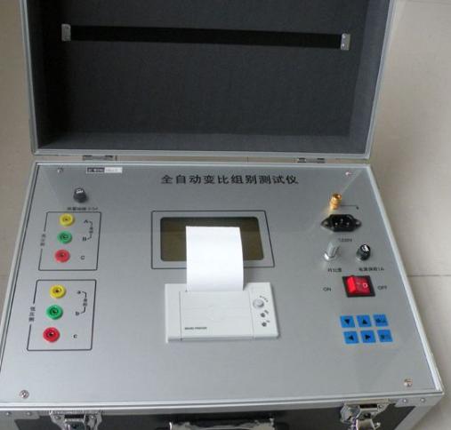 变压器变比组别测试仪的性能特点与技术指标
