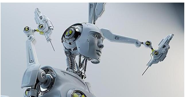 为什么要制造工业机器人