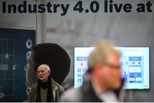 """德國""""工業4.0""""為何步履維艱"""