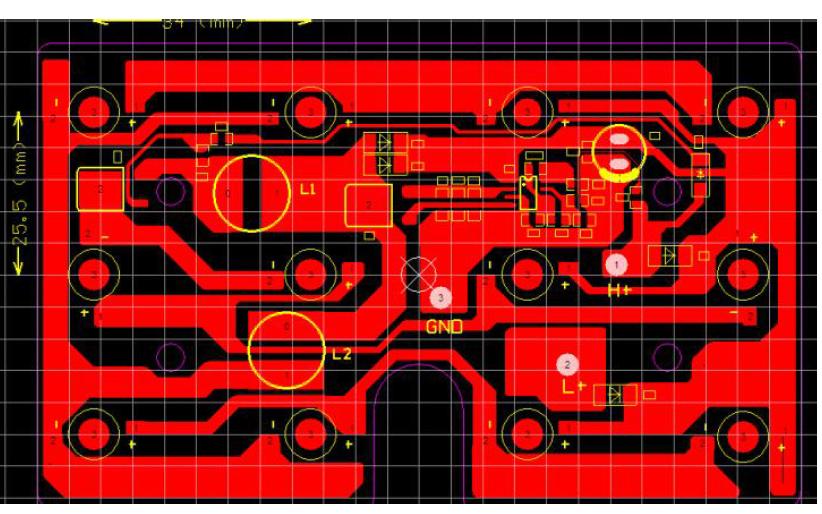 LED车灯IC AP2400的详细资料说明
