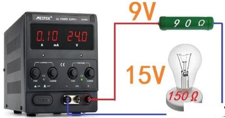 电阻来可以降低电压吗