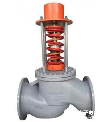 自力式压力调剂阀窒碍的处分设施