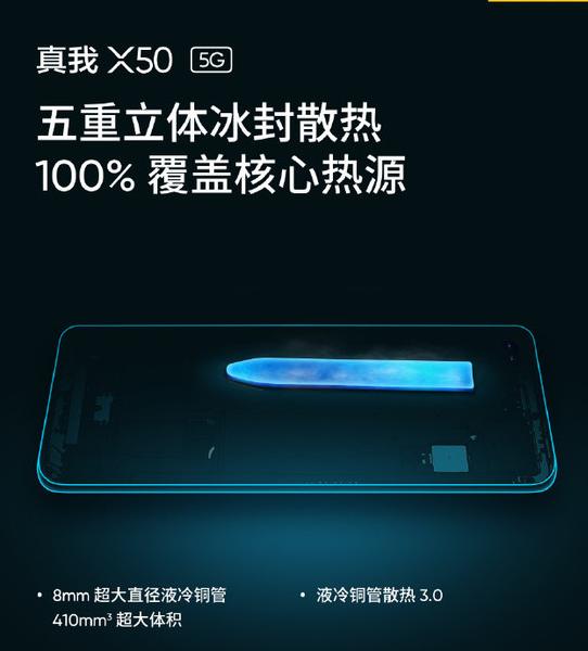 realme真我X50已確認搭載了30W的增強版VOOC閃充4.0