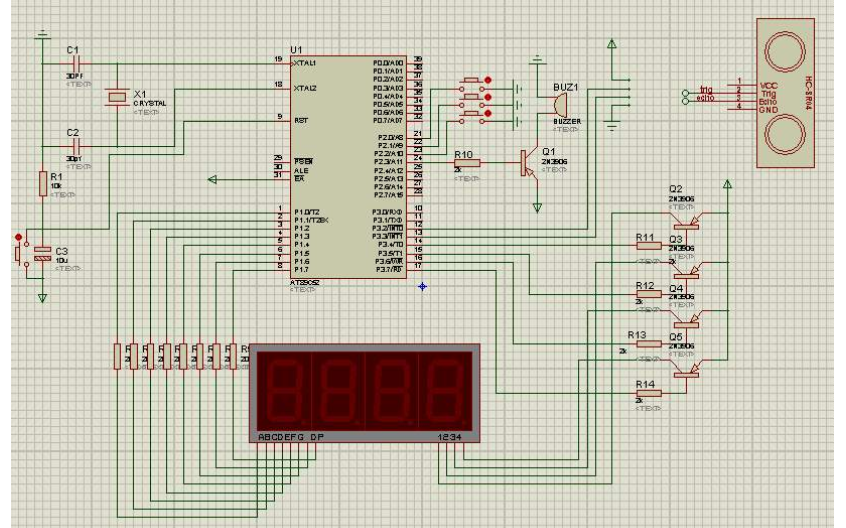 使用STM32F1單片機實現超聲波傳感器的驅動代碼和工程文件免費下載