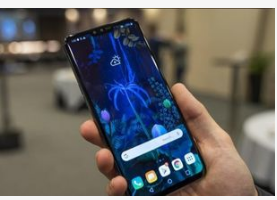 LG将会在2020大发快三软件下载LG V60 ThinQ