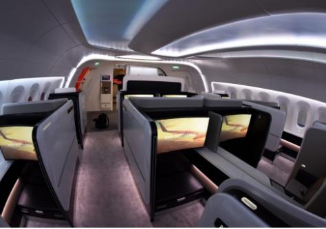 中国商飞正在计划从2021年开始建造CR929机型