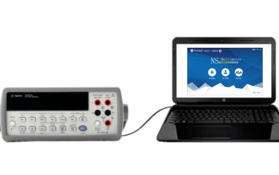 NS-Multimeter 数字万用表程控软件产品手册免费下载