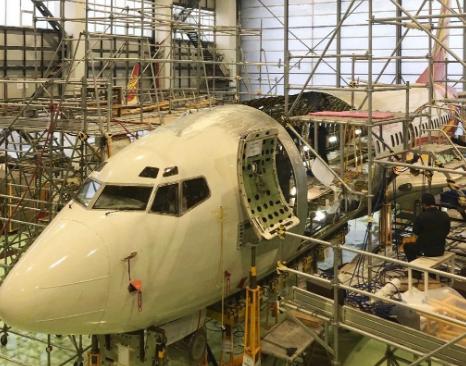 天津海特已成为了国内飞机结构改装领域的领先维修企业