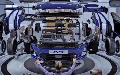 现代汽车虚拟研发程序开启,助力汽车研发流程的创新