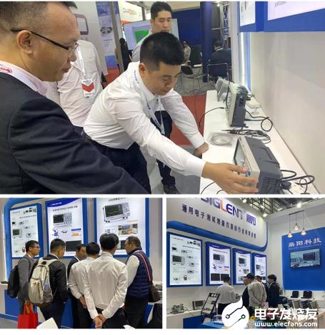 鼎阳科技携7.5GHz新品亮相Elexcon深圳国际电子展
