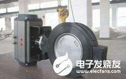硬密封蝶閥液壓驅動裝置結構和工作原理
