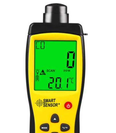 便携式一氧化碳检测仪的技术参数